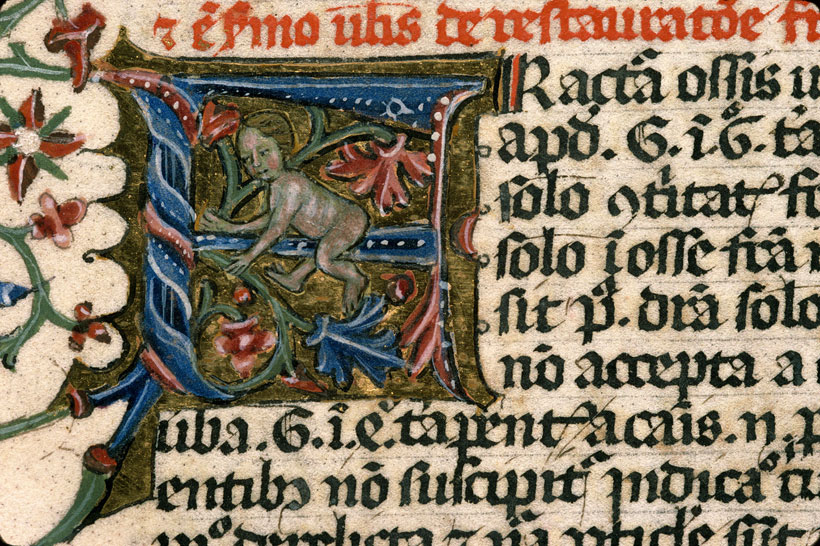 Carpentras, Bibl. mun., ms. 0322, f. 126 - vue 2