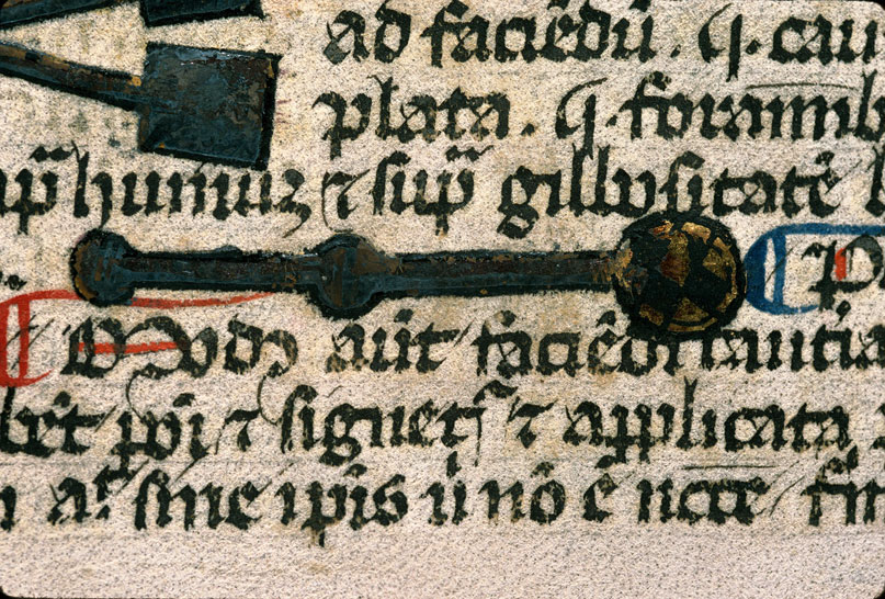 Carpentras, Bibl. mun., ms. 0322, f. 206v - vue 4
