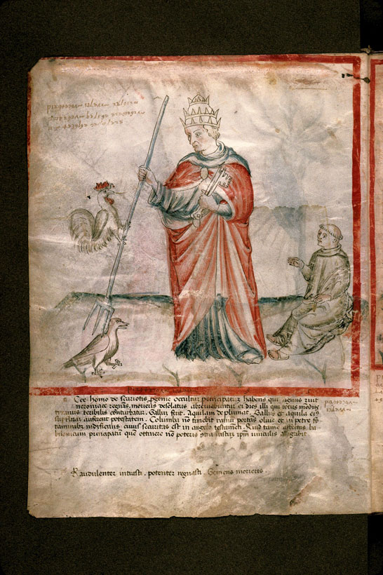 Carpentras, Bibl. mun., ms. 0340, f. 004v - vue 1