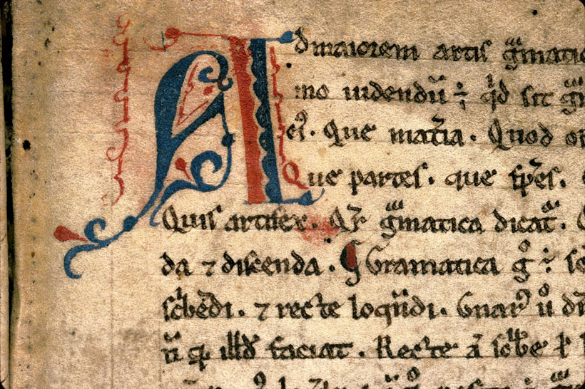 Carpentras, Bibl. mun., ms. 0346, f. 003 - vue 3