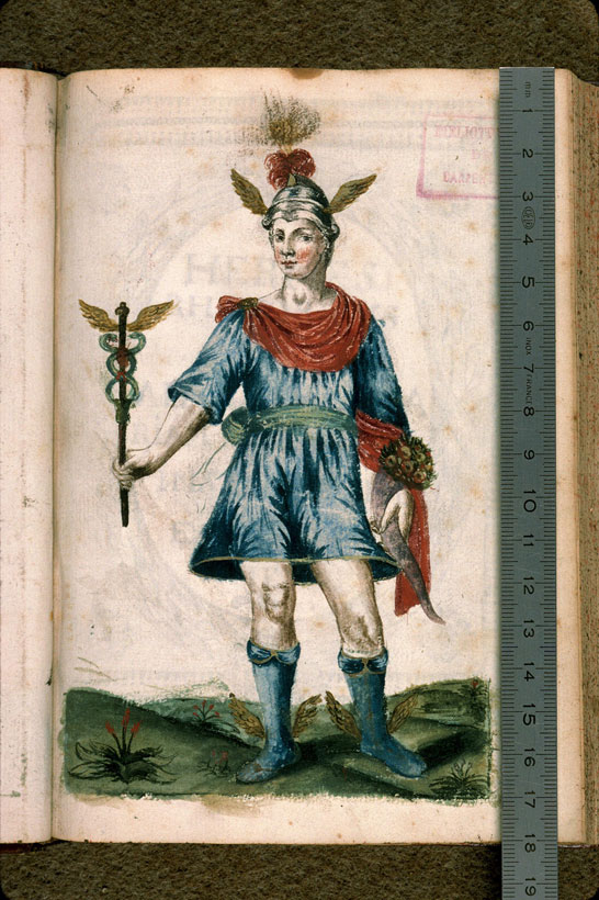 Carpentras, Bibl. mun., ms. 0353, f. 004 - vue 1