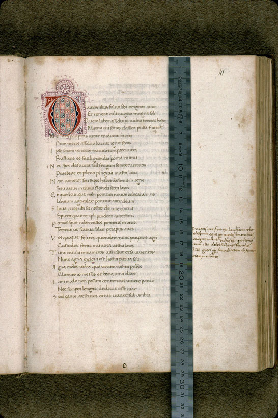 Carpentras, Bibl. mun., ms. 0361, f. 041 - vue 1
