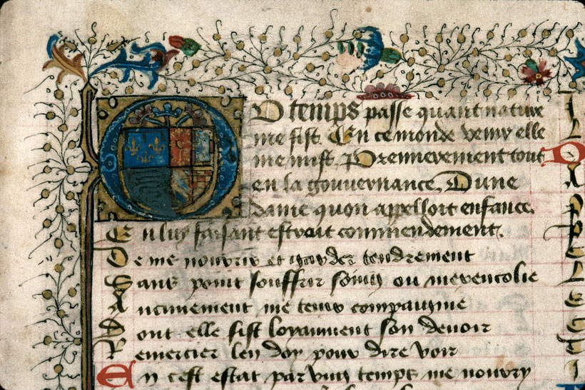 Carpentras, Bibl. mun., ms. 0375, f. 002 - vue 3