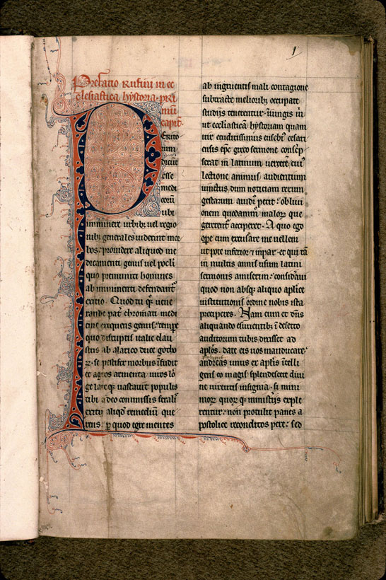 Carpentras, Bibl. mun., ms. 0449, f. 001 - vue 2