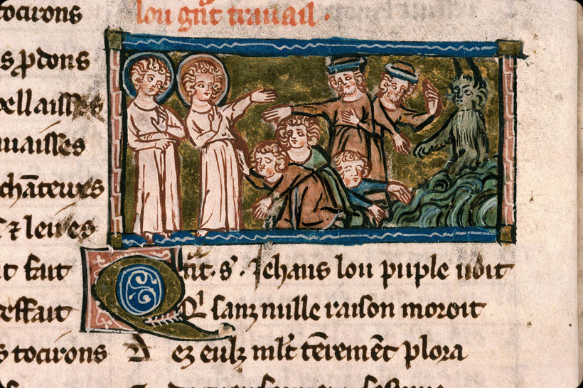 Carpentras, Bibl. mun., ms. 0467, f. 032v - vue 2