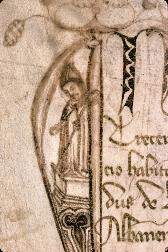 Carpentras, Bibl. mun., ms. 0561, f. 281 - vue 2