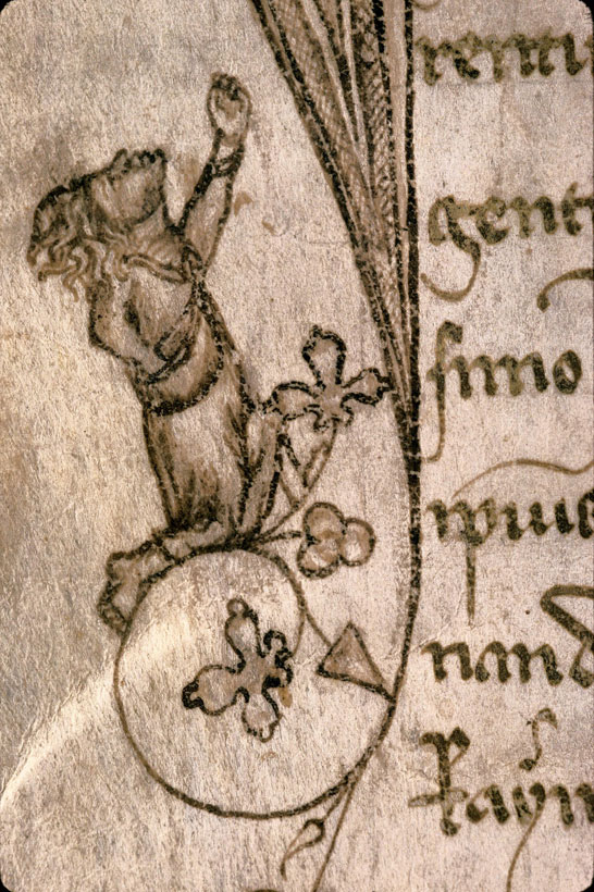 Carpentras, Bibl. mun., ms. 0561, f. 281 - vue 3
