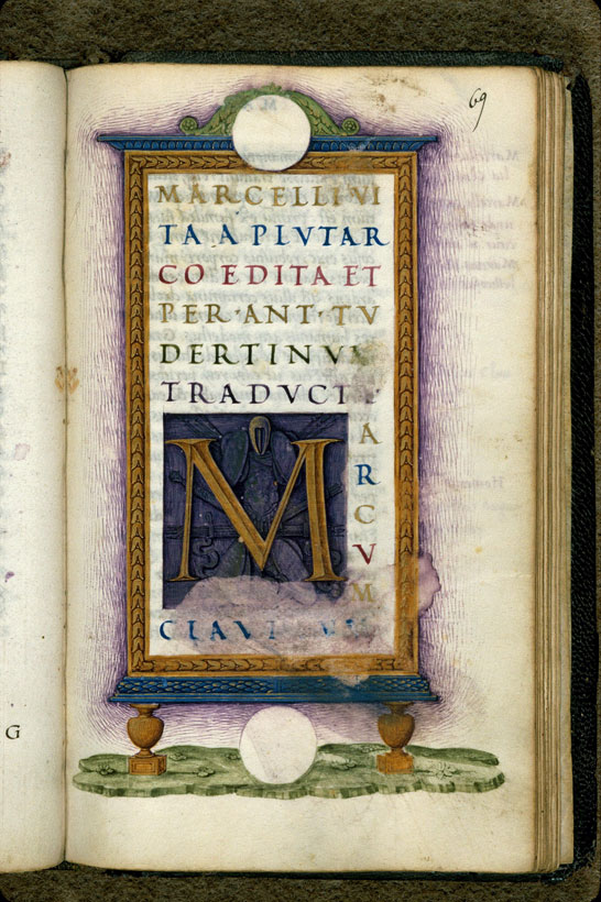 Carpentras, Bibl. mun., ms. 0618, f. 069 - vue 1