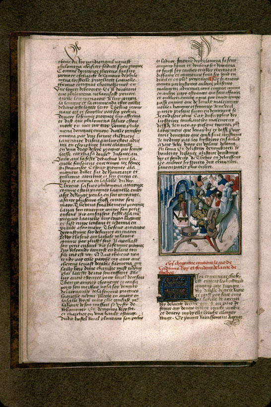 Carpentras, Bibl. mun., ms. 0622, f. 009v - vue 1