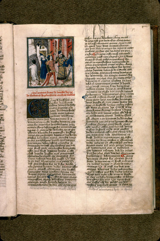 Carpentras, Bibl. mun., ms. 0622, f. 012 - vue 1
