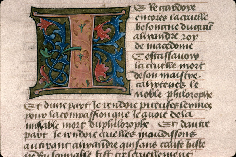 Carpentras, Bibl. mun., ms. 0622, f. 087