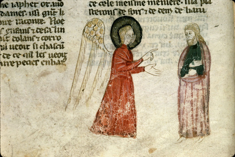 Carpentras, Bibl. mun., ms. 1260, f. 004v - vue 2