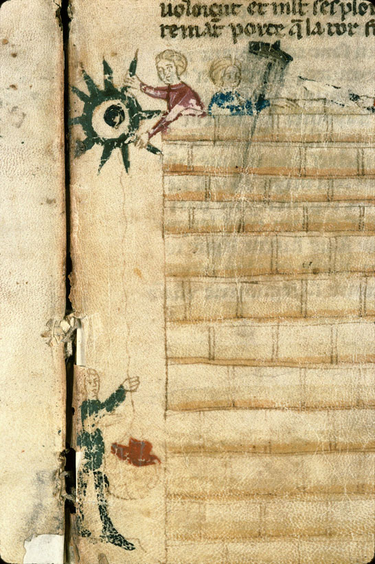 Carpentras, Bibl. mun., ms. 1260, f. 008 - vue 4