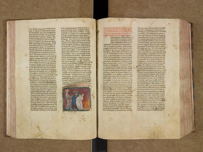 CASTRES, Bibliothèque municipale, 0003, f. 063v - 064