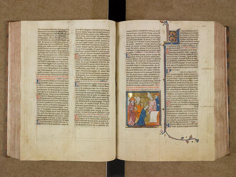 CASTRES, Bibliothèque municipale, 0003, f. 105v - 106
