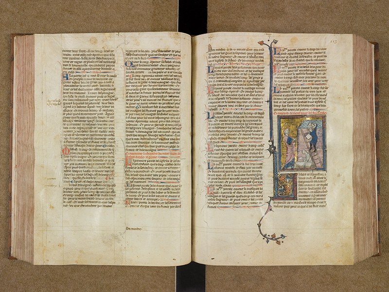 CASTRES, Bibliothèque municipale, 0003, f. 112v - 113