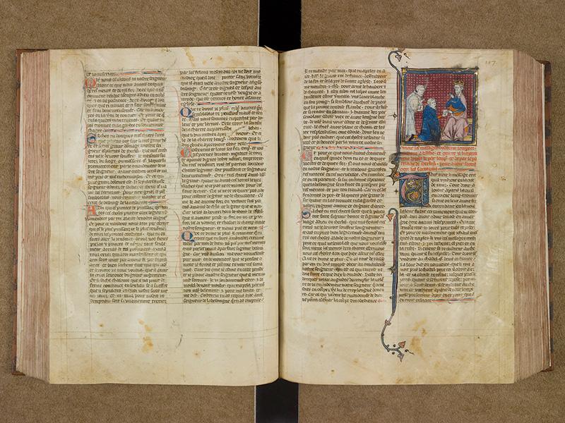 CASTRES, Bibliothèque municipale, 0003, f. 116v - 117