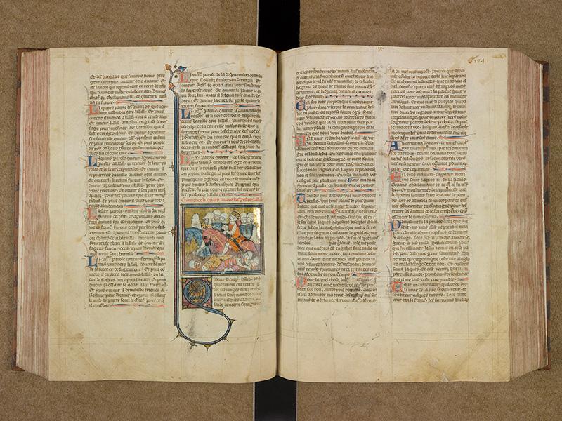 CASTRES, Bibliothèque municipale, 0003, f. 123v - 124