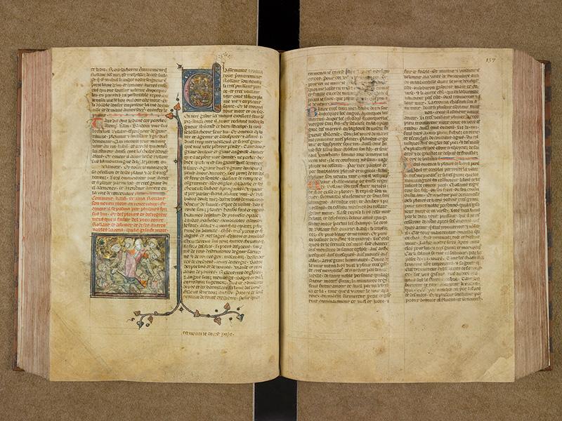 CASTRES, Bibliothèque municipale, 0003, f. 136v - 137