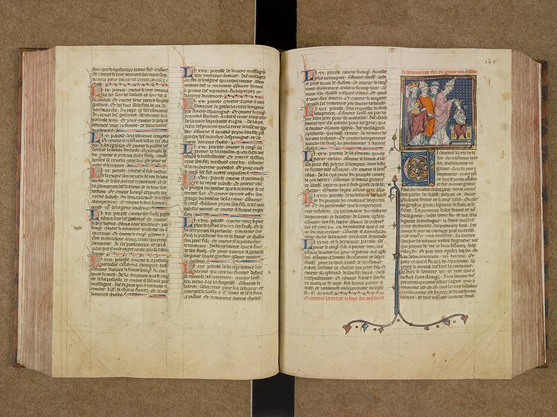 CASTRES, Bibliothèque municipale, 0003, f. 141v - 142