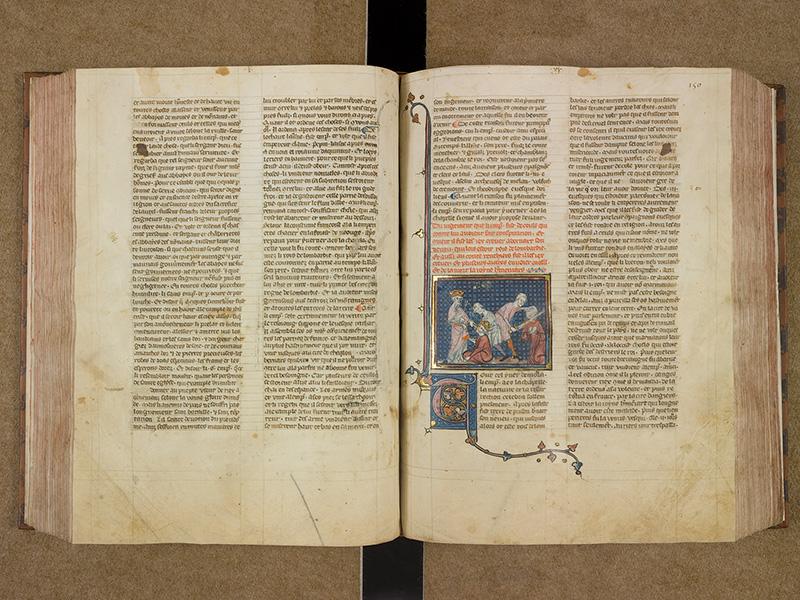 CASTRES, Bibliothèque municipale, 0003, f. 149v - 150