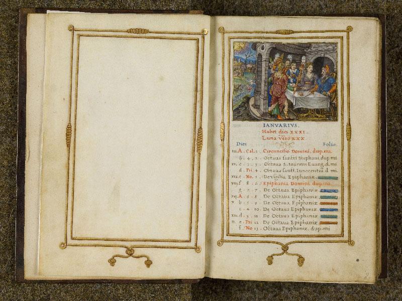CHANTILLY, Bibliothèque du château, 0053 (1342), f. 001v - 002