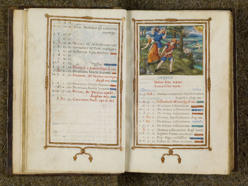 CHANTILLY, Bibliothèque du château, 0053 (1342), f. 007v - 008