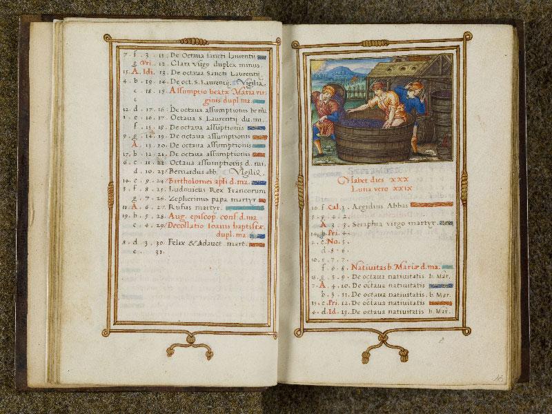 CHANTILLY, Bibliothèque du château, 0053 (1342), f. 009v - 010