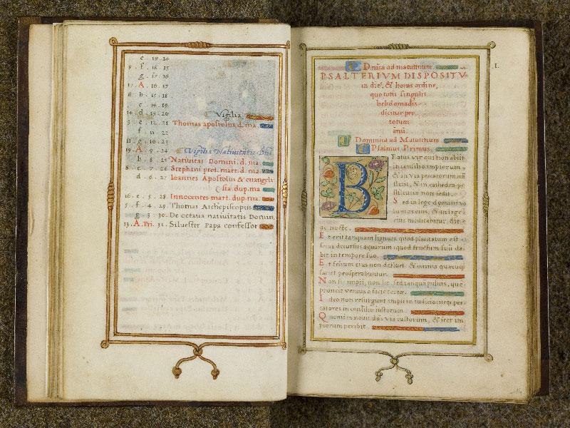 CHANTILLY, Bibliothèque du château, 0053 (1342), f. 013v - 014
