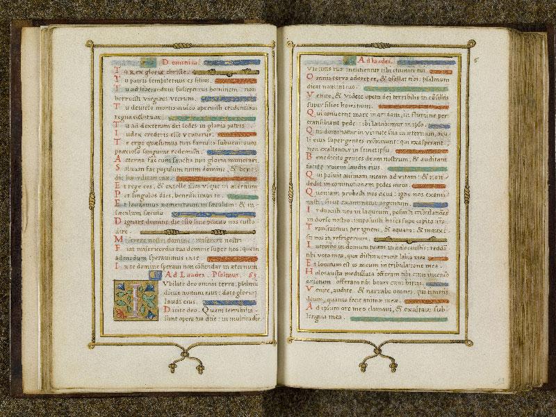 CHANTILLY, Bibliothèque du château, 0053 (1342), f. 018v - 019