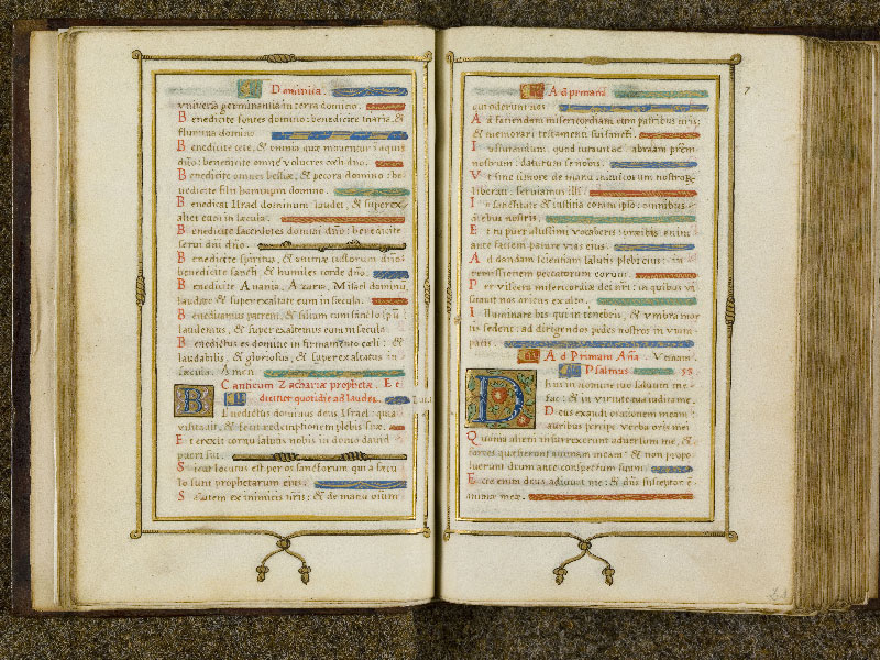 CHANTILLY, Bibliothèque du château, 0053 (1342), f. 020v - 021