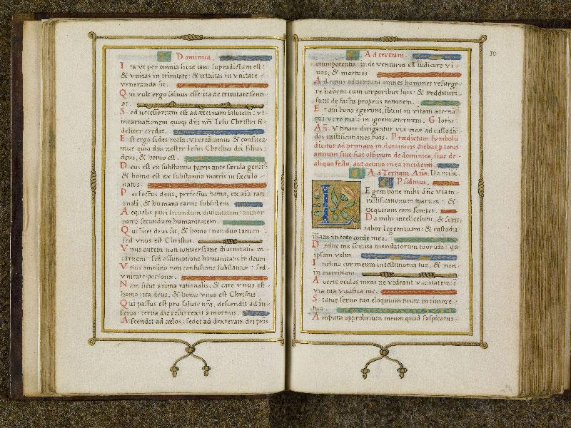 CHANTILLY, Bibliothèque du château, 0053 (1342), f. 023v - 024