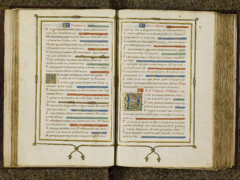 CHANTILLY, Bibliothèque du château, 0053 (1342), f. 028v - 029