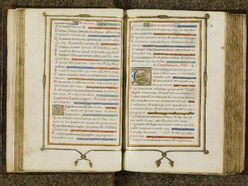 CHANTILLY, Bibliothèque du château, 0053 (1342), f. 030v - 031