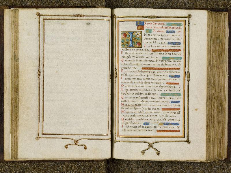 CHANTILLY, Bibliothèque du château, 0053 (1342), f. 033v - 034