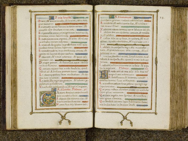 CHANTILLY, Bibliothèque du château, 0053 (1342), f. 037v - 038