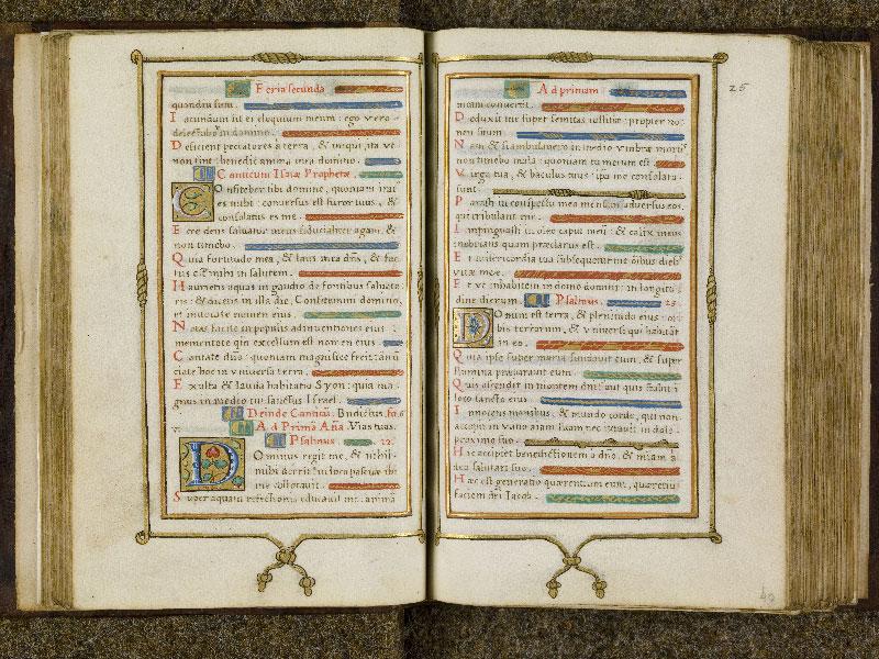 CHANTILLY, Bibliothèque du château, 0053 (1342), f. 039v - 040