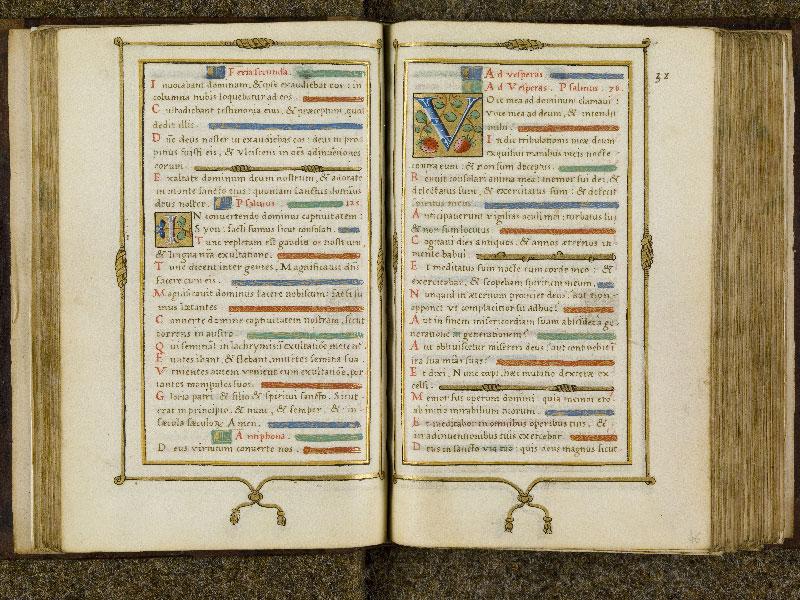 CHANTILLY, Bibliothèque du château, 0053 (1342), f. 045v - 046