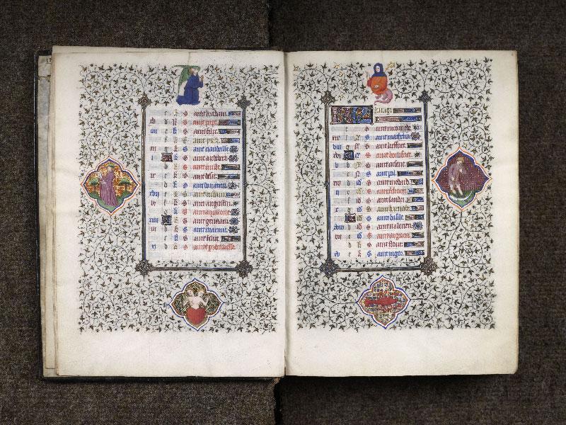 CHANTILLY, Bibliothèque du château, 0064 (1671), f. 005v - 006