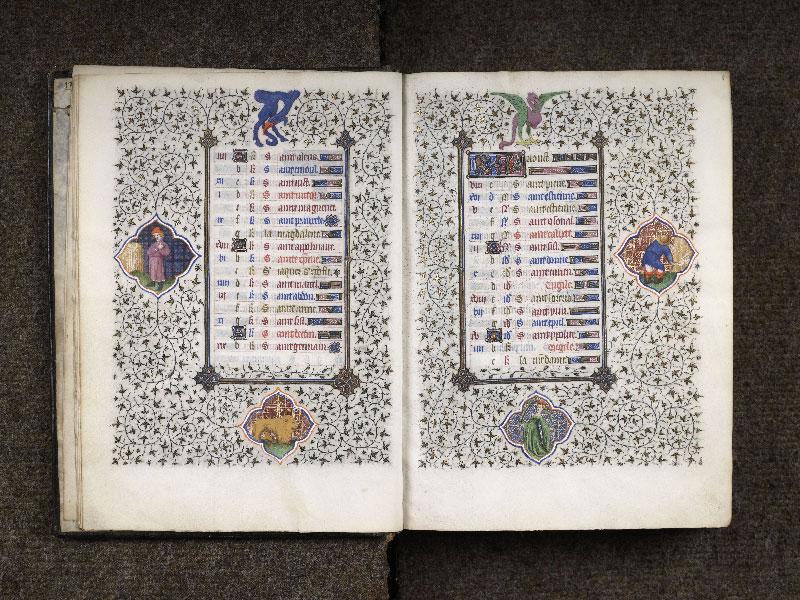 CHANTILLY, Bibliothèque du château, 0064 (1671), f. 007v - 008
