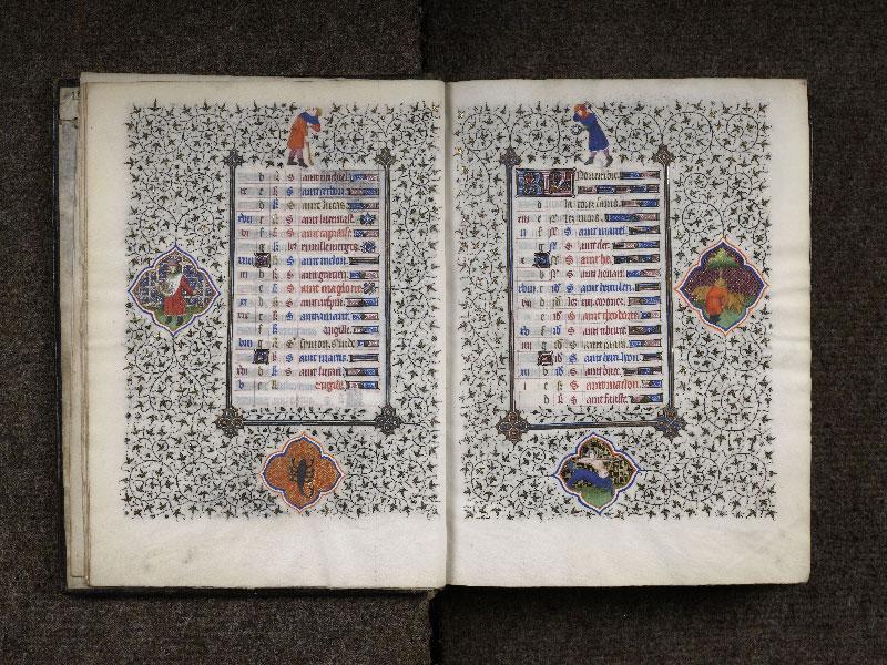 CHANTILLY, Bibliothèque du château, 0064 (1671), f. 010v - 011