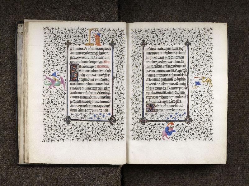 CHANTILLY, Bibliothèque du château, 0064 (1671), f. 016v - 017