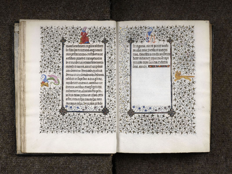 CHANTILLY, Bibliothèque du château, 0064 (1671), f. 023v - 024