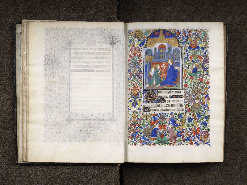 CHANTILLY, Bibliothèque du château, 0064 (1671), f. 024v - 025