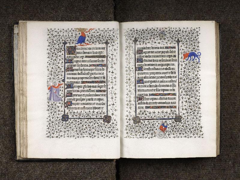 CHANTILLY, Bibliothèque du château, 0064 (1671), f. 033v - 034