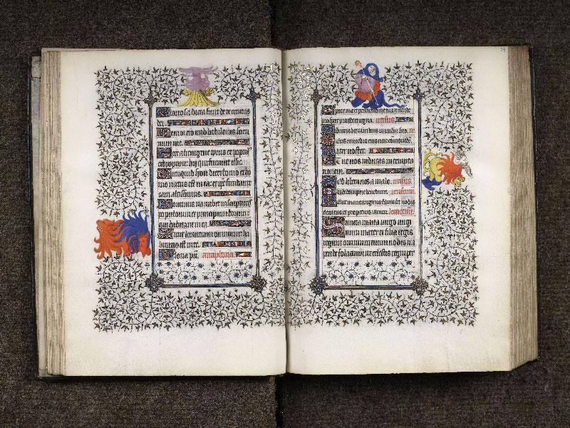 CHANTILLY, Bibliothèque du château, 0064 (1671), f. 036v - 037