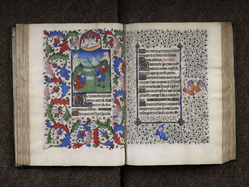 CHANTILLY, Bibliothèque du château, 0064 (1671), f. 062v - 063