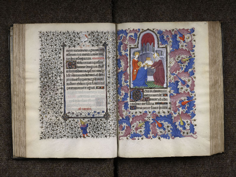 CHANTILLY, Bibliothèque du château, 0064 (1671), f. 070v - 071