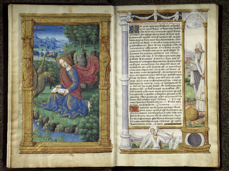 CHANTILLY, Bibliothèque du château, 0072 (1119), f. 004v - 005