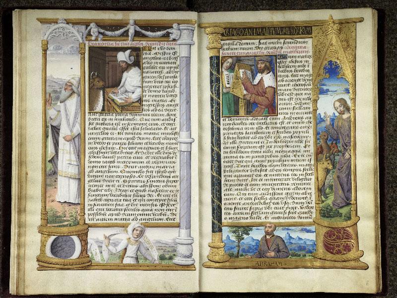 CHANTILLY, Bibliothèque du château, 0072 (1119), f. 005v - 006